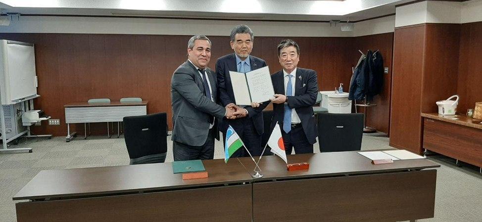 Turin Polytechnic University in Tashkent has established partnerships with the University of Hiroshima and Balcom company in Japan.