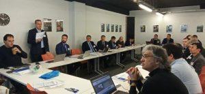 "International project on modernization of the faculty ""Mechatronics and Robotics"""