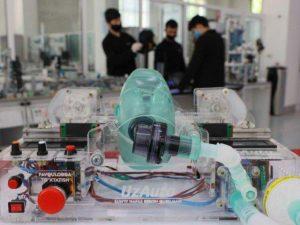 «O'zavtosanoat» kompaniyasi mutaxassislari va Toshkent shahridagi Turin politexnika universiteti talabalari tomonidan koronavirus pandemiyasiga karshi kurashda innovatsion yechim