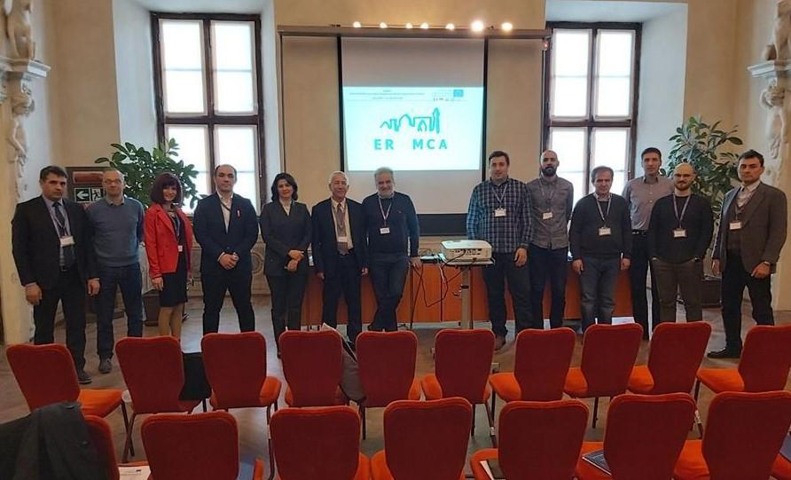 ERAMCAErasmus + loyihasi doirasida seminar-forum o'tkazilishi rejalashtirildi