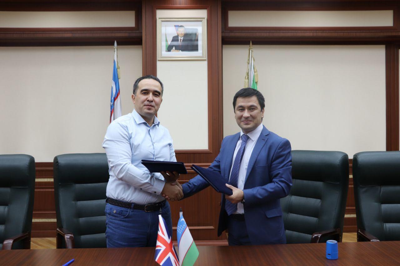 Сотрудничество Туринского политехнического университета в г.Ташкенте (ТПУТ) и Кембриджского международного колледжа (CIC)