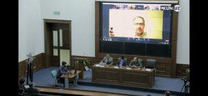 "Pittsburgh State University and Turin Polytechnic University in Tashkent have developed a ""2 + 2"" program."