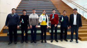 🏆Uzbekistan won a bronze medal at the International Distributed Physics Olympiad.