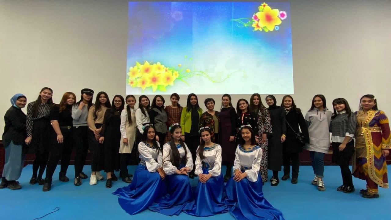 В ТТПУ прошёл «Вечер творчества девушек»