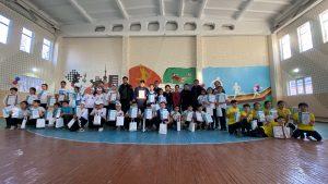 ТТПУ организовал спортивное соревнование между школами.