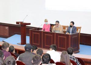 "Conference on ""2 + 2"" program of Turin Polytechnic University in Tashkent and Pittsburg State University"
