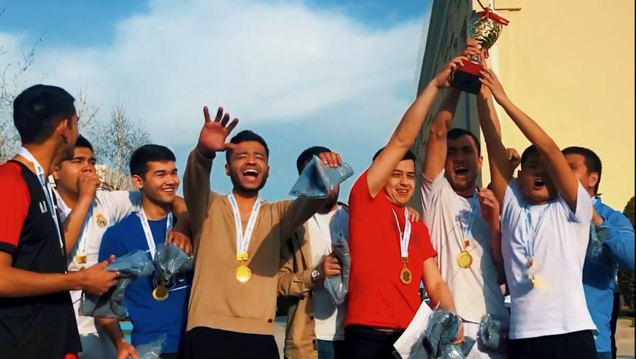 """Sport Day"" was held at Turin Polytechnic University in Tashkent"