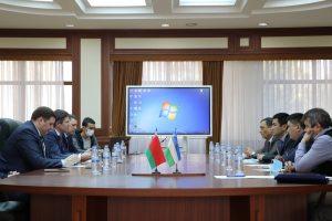 Ректор Беларусского Государственного Университета посетил Туринский Политехнический Университет в г. Ташкенте.