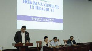 "Победители ""Олимпиады хокима» гости университета"