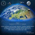 O'zbekistonda ilk bor Toshkent shahridagi Turin Politexnika universiteti talabalari tomonidan ishlab chiqarilgan CubeSat (nano sun'iy yo'ldosh) kosmosga uchiriladi.