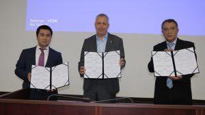 """В Туринском политехническом университете в городе Ташкент состоился семинар на тему """"hyperMILL"""" – инновационное комплексное CAM решение для изготовления пресс-форм и штампов."""
