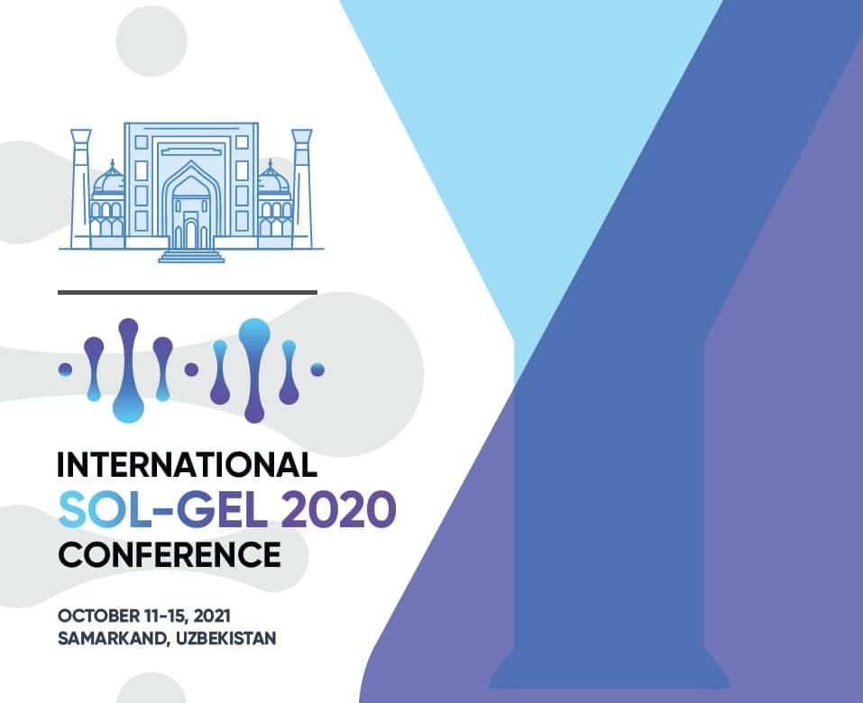 """Xalqaro """"SOL-GEL 2020"""" konferensiyasi"""