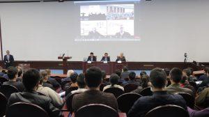"""Energy exchange is an important factor for sustainable economic development"" mavzusida xalqaro seminar"